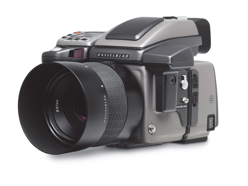 Tipos de Câmeras - medio formato