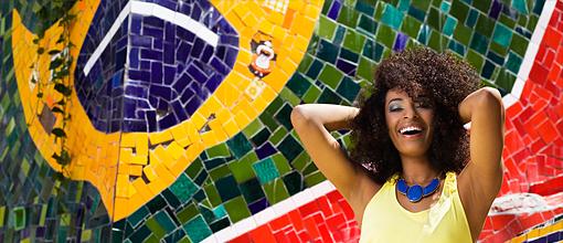1 flash + sorriso + Escadaria Selaron + Portfolio em FOCO da IPHOTO
